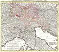 "1720 Homann Map of Northern Italy ""Danubii Fluminis"" - Geographicus - CoursDanube-homan-1720.jpg"