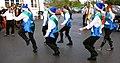 18.12.16 Ringheye Morris Dance at the Bird in Hand Mobberley 093 (31694050496).jpg