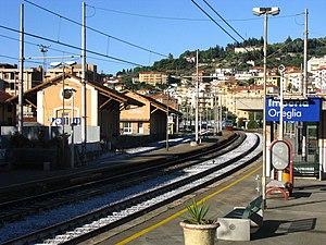 Imperia oneglia railway station wikipedia for Oneglia imperia