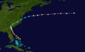 1854 Atlantic hurricane 3 track.png