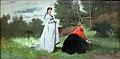 1867 Feuerbach Zwei Frauen in einer Landschaft anagoria.JPG
