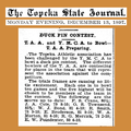 18971213 Duck Pin Contest - Topeka State Journal.png