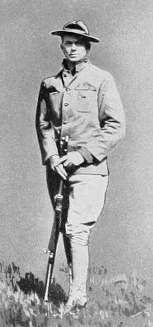 Frederick Hird - Hird in 1912