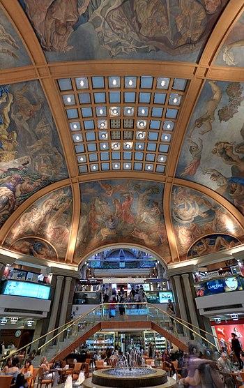 192 - Buenos Aires - Galerias Pacifico - Janvier 2010.jpg