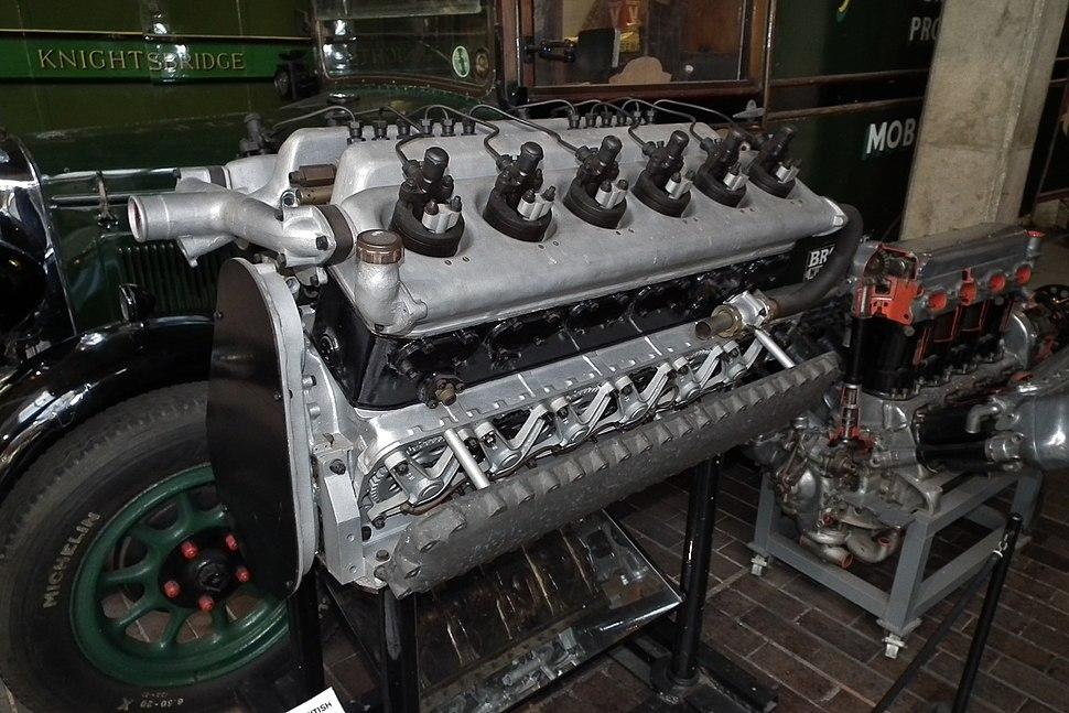 1930 Rolls-Royce Ricardo Diesel Engine (5953963416)