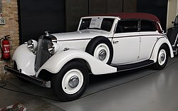 Horch 830 BL (1936)