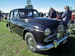 Humber Super Snipe Mark IV (1955)