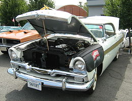 1956 Plymouth Fury white va front.jpg