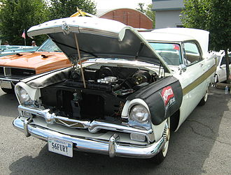 Plymouth Fury - 1956 Plymouth Belvedere Fury