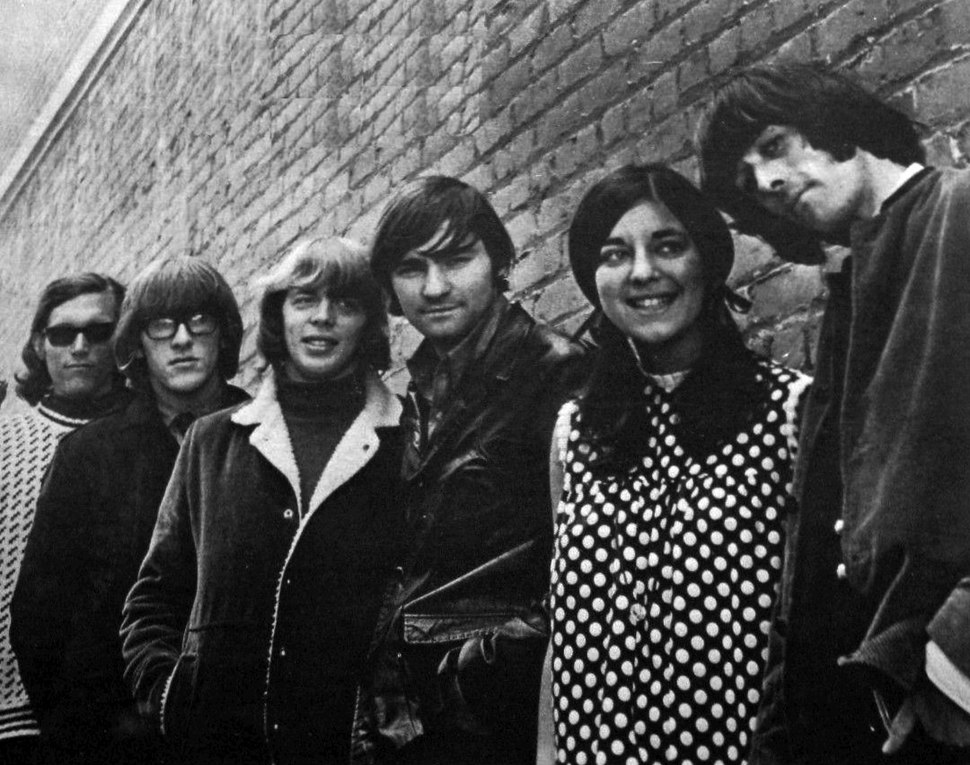 1966 Early Jefferson Airplane