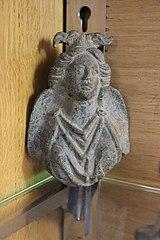 Médaillon - femme ailée (Musée de Die)