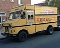 1971 International Harvester mystery van (Queens), front left side.jpg