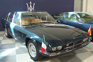 Maserati Quattroporte - s/n 002 Quattroporte V8