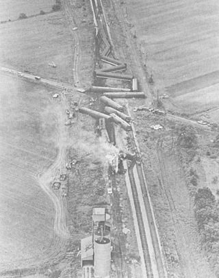 1971 Salem, Illinois derailment