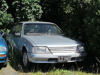 Holden Commodore (VK) - 1985 Commodore Berlina (NZ assembled)