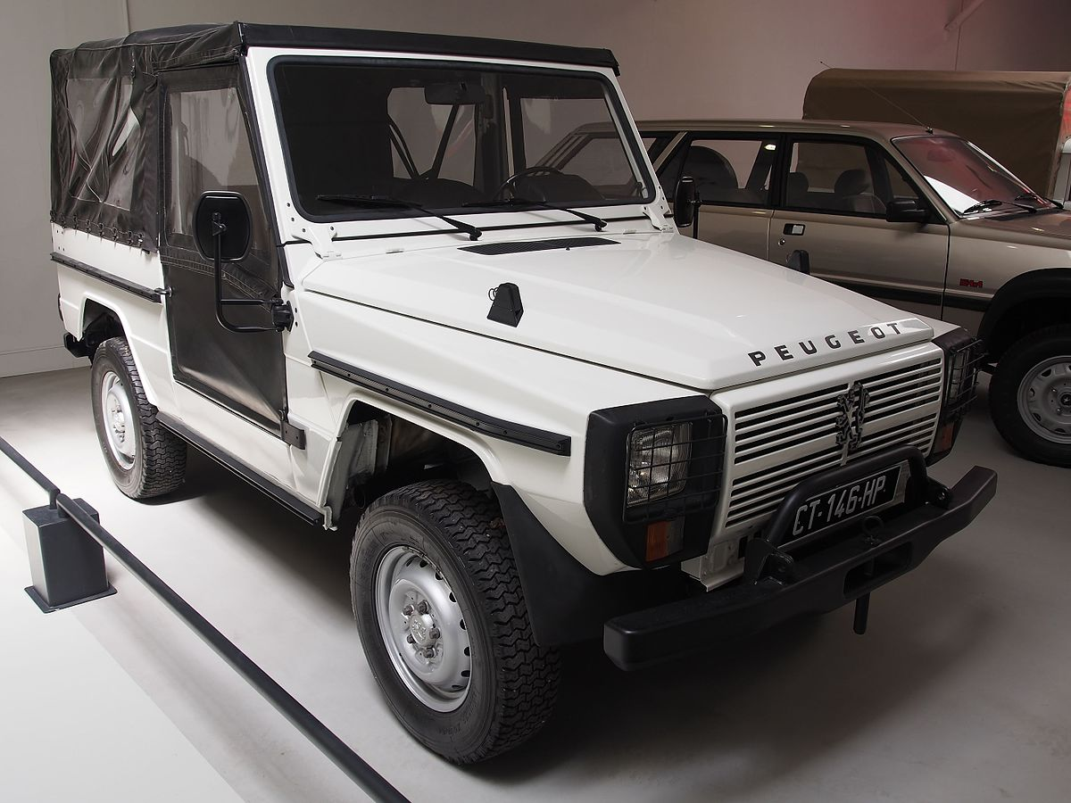 4X4 Off Road >> Peugeot P4 - Wikipedia