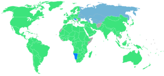 Participants 1992 Summer Olympic games countries.png