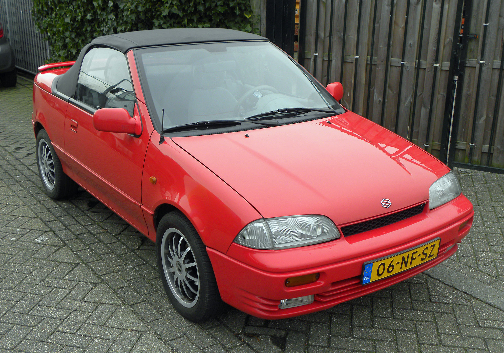 Suzuki Swift 1.3 GS Cabrio – Wikipedia, wolna encyklopedia