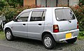 1994-1997 Suzuki Alto rear.jpg