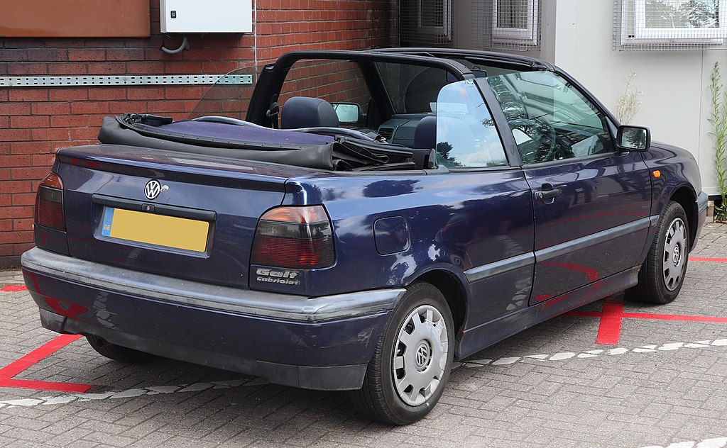 File1998 Volkswagen Golf Cabriolet 18g Wikimedia Commons
