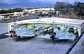 199th Fighter Interceptor Squadron F-102s Hickam AFB 1976.jpg