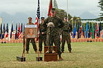 1st Battalion 3rd Marines memorial ceremony 111206-M-HZ430-041.jpg