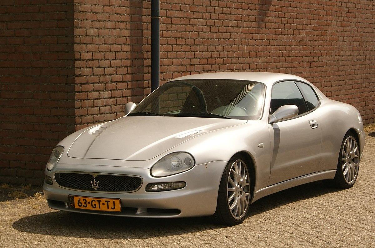 Maserati 3200 GT - Wikipedia