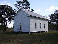 20051024 - Spring Ridge Baptist Church - Cemetery, Catahoula Parish 08.jpg
