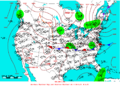 2006-06-11 Surface Weather Map NOAA.png