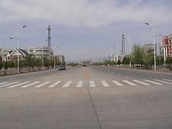 Tianshan Street, Alashankou