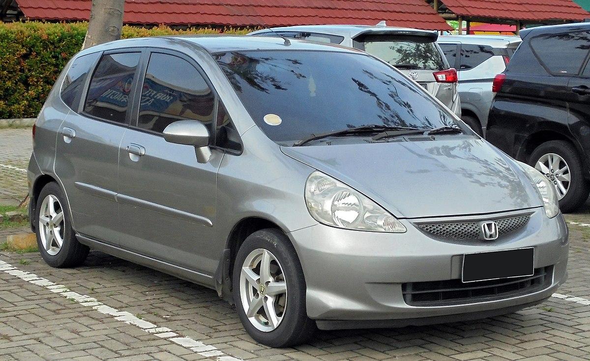 Ficheiro 2006 Honda Jazz 1 5 I Dsi Hatchback Gd3 01 19 2019 South Tangerang Jpg Wikipedia A Enciclopedia Livre