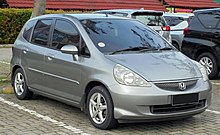 Honda Fit Wikipedia