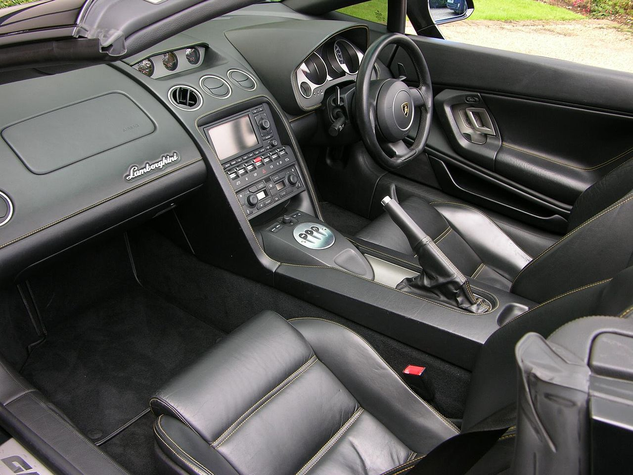 File:2006 Lamborghini Gallardo Spyder E-Gear - Flickr - The Car Spy (14).jpg