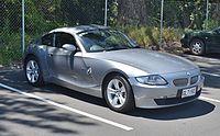 2007 BMW Z4 (15758598376).jpg