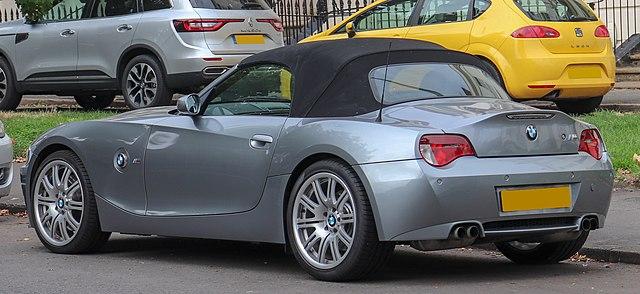 BMW Z4 M Roadster (E85)
