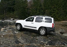 Image illustrative de l'article Nissan X-Terra