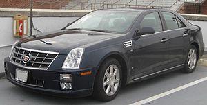 Cadillac STS - 2008–2010 Cadillac STS