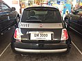 2008 Fiat 500 (312) by DIESEL Hatchback (14-02-2018) 06.jpg