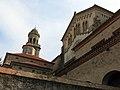 200 Sant Pere de Canet de Mar, llanterna de la capella del Santíssim i transsepte est.JPG