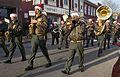 2010 Maynard Christmas parade (11), American Legion Band.jpg