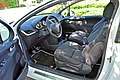 2010 Peugeot 207 Urban Move white 2dr interior from drivers side.jpg