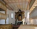20111006330DR Liebenau (Altenberg) Dorfkirche Zu den 12 Aposteln Altar.jpg