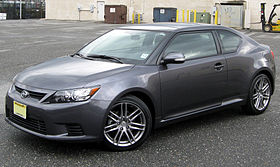 Good 2011 Scion TC    04 01 2011
