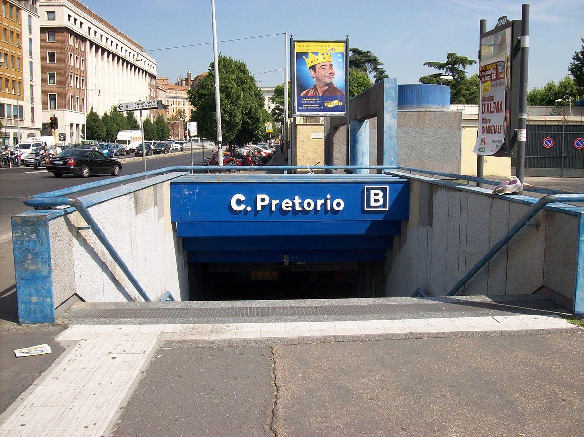 Castro pretorio rome metro wikipedia for Affitto appartamento castro pretorio roma