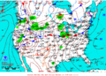 2013-04-08 Surface Weather Map NOAA.png