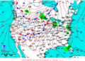 2013-04-30 Surface Weather Map NOAA.png