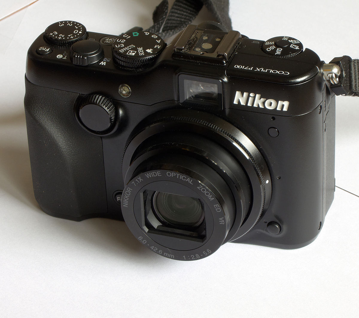 Nikon COOLPIX P7100 Camera Treiber