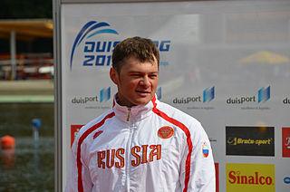 Ivan Shtyl Russian sprint canoeist