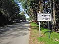 2013-11-10 Place name sign in the village of Montes Novos.jpg