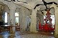 2013 Bruno Weber Skulpturenpark-Führung - Villa - Innenansicht 2013-08-02 12-50-39.JPG